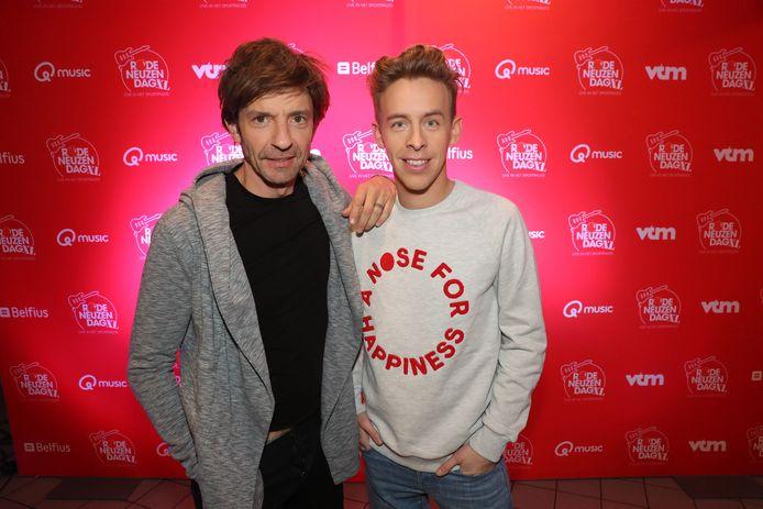 Koen Wauters en Jonas Van Geel zullen binnenkort de Ochtendshow van Qmusic overnemen.