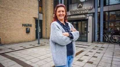 """Ann Bentein (Open Vld) enige vrouw in stadsbestuur: """"Ik wou dat mama me nu als schepen kon zien"""""""