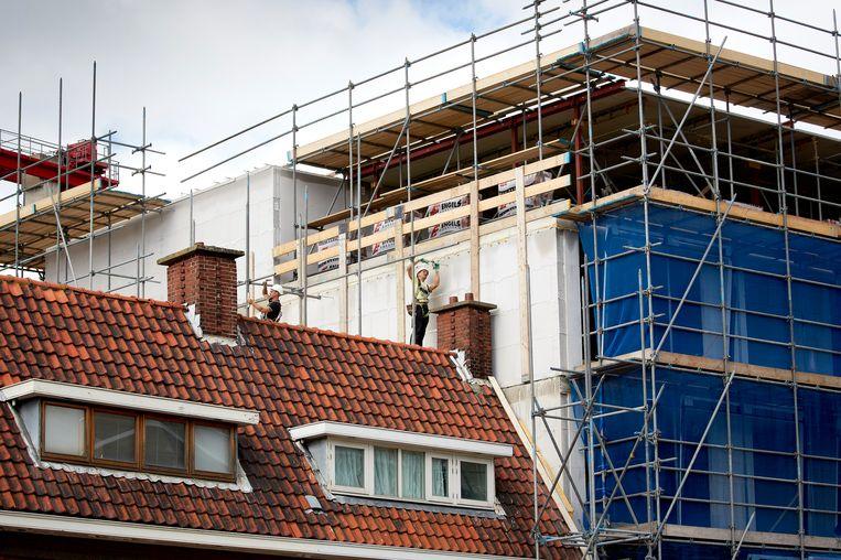 Nieuwbouw.  Beeld Martijn Beekman