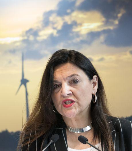 """La haie de déshonneur pour Sophie Wilmès était """"ridicule et politisée"""", selon Marie-Christine Marghem"""
