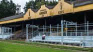 Geen extra centen meer voor Berchem Sport tot 2025: afgekeurde hoofdtribune blijft gewoon staan