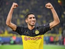 Hoe Hakimi Internazionale zoek speelde en overtuigde 40 miljoen euro voor hem te betalen