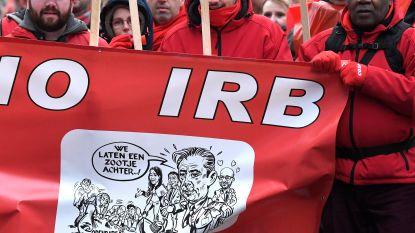 """""""De sociale zekerheid wordt aangevallen en bedreigd door de rechtse regering, het is genoeg geweest"""""""