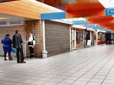 Winkelcentrum Meijhorst in drie delen gesplitst