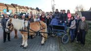 Met paard en kar naar vredegerecht om sluiting aan te vechten
