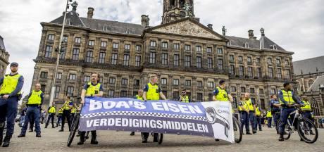 Proef wapenstok voor boa's in vijf Noord-Hollandse gemeenten