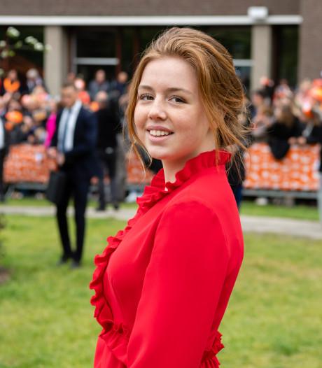 Prinses Alexia viert haar veertiende verjaardag