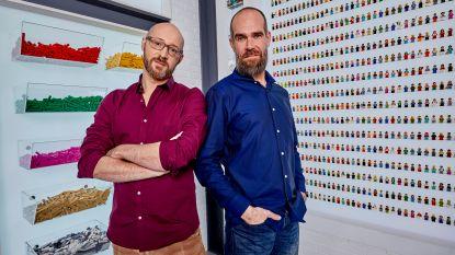 """In zijn Legokamer kwam David uit 'Lego Masters'  er langzaam weer bovenop: """"Maar besef dat ik nooit helemaal van burn-out zal herstellen"""""""