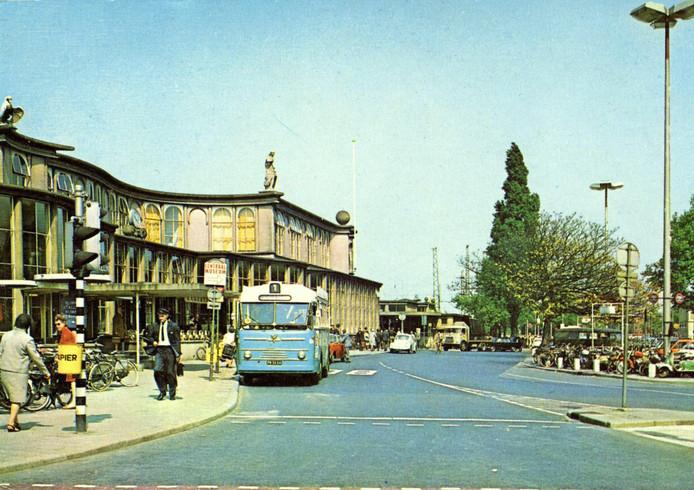 Utrecht CS in de jaren '60