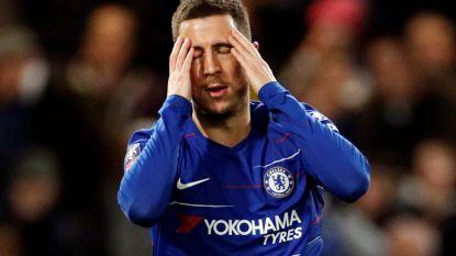 Chelsea vecht transferverbod van een jaar aan: wat met Hazard?