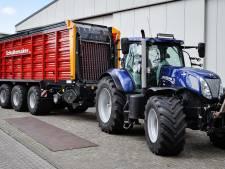 Iedere boer of loonwerker wil hem en Jeroen (26) uit Lelystad rijdt ermee: de nieuwste supersonische Schuitemaker opraapwagen