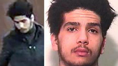 Politie vraagt hulp bij zoektocht naar man die dienstwapen stal in Anderlecht