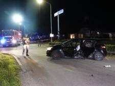 Meerdere gewonden bij ongeluk met drie auto's in Lunteren