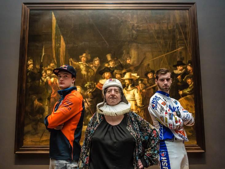Schilderworkshop met conservator Rijksmuseum op Zwarte Cross