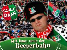 Schele Daan steekt NEC hart onder de riem: 'Nuiluh veur onse Jack'