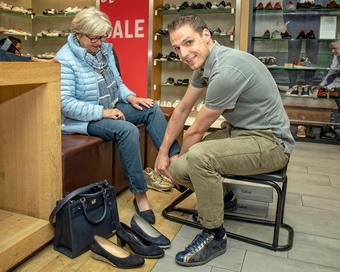 van keeken schoenen openingstijden