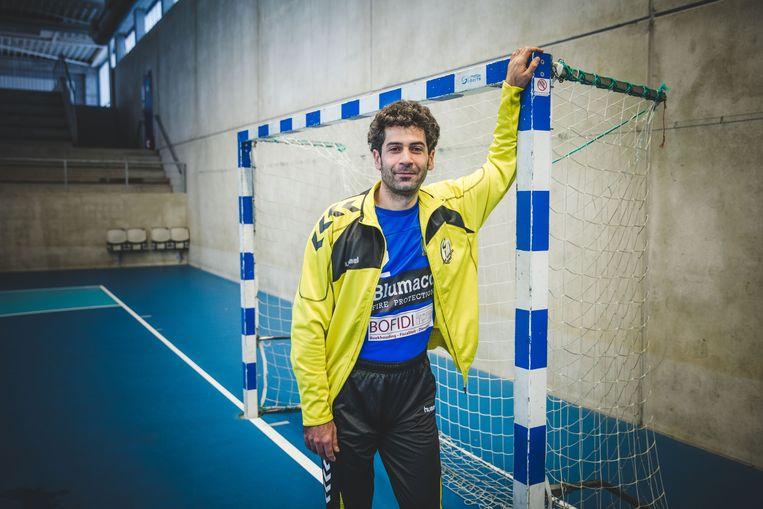 Ashkan is voortaan keeper bij Don Bosco Gent.