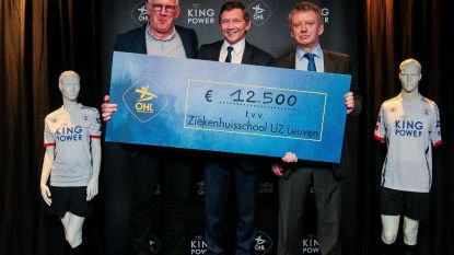 OHL Galadiner: 1.600 euro voor shirt van Kevin De Bruyne maar Youri Tielemans deed nog beter…