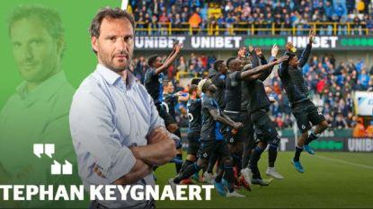 """Onze chef voetbal stelt opnieuw vast dat Club Brugge geen tegenstander heeft in België: """"Gezocht: rivaal"""""""