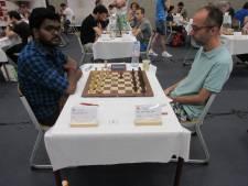 Oranje blijft boven in ONK schaken