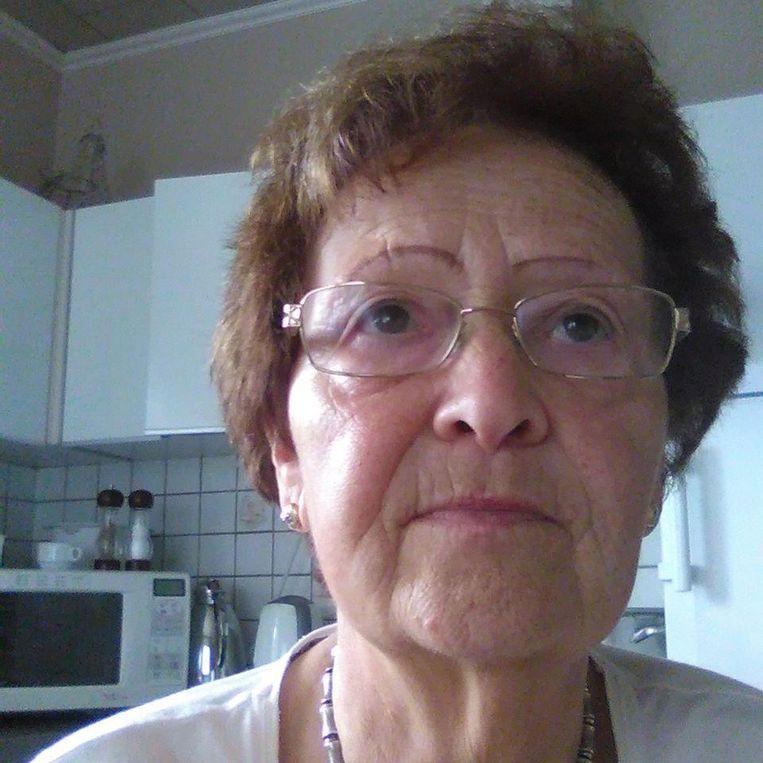Slachtoffer Christiane Ruebens.