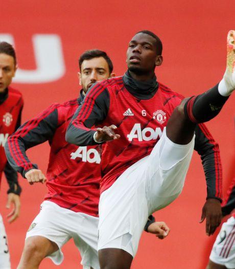 LIVE | Manchester United moet aan de bak na vrijspraak stadgenoot City