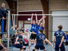 Volleyballers Shot moeten nog wennen in 2020