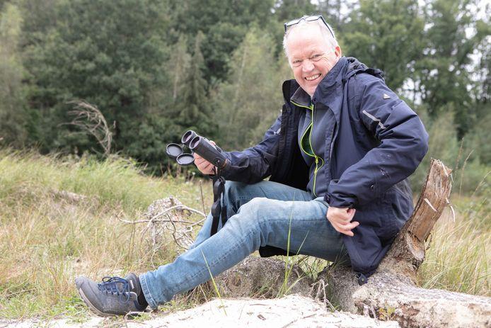 Geert de Lange wil het Vechtdal 'laten shinen' bij Vroege Vogels van BNN Vara