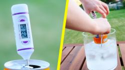 Hoe koel je je drankje het snelst af?