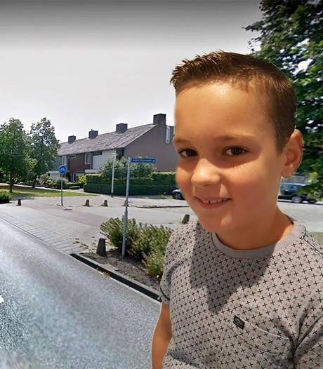 Brabantse moeder zoekt doorrijder ongeluk 9-jarig zoontje Cas: 'Hij is als een lappenpop gelanceerd'