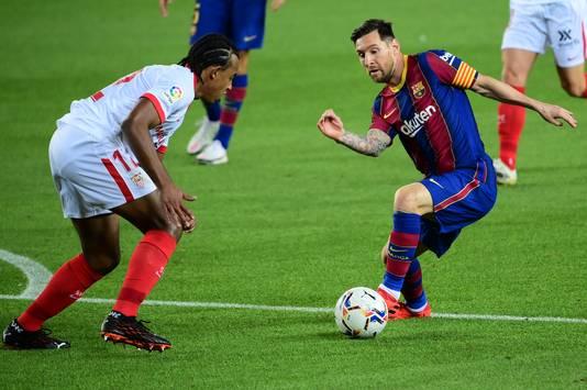 Lionel Messi gaat met Barcelona op bezoek bij Getafe.