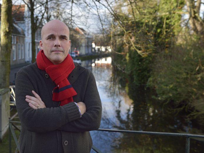 Sportformateur Ton Hendrickx uit Oudewater.