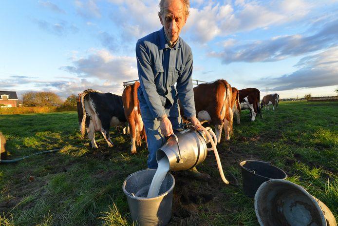 Voor boeren is het aanpoten dit jaar door de droogte