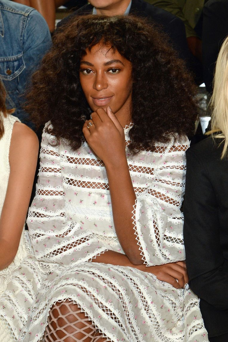 Solange Knowles. Beeld getty