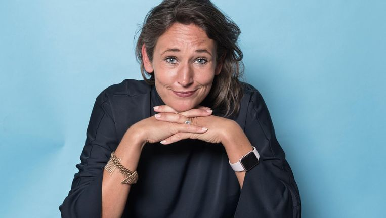 Andrea Maier. Beeld Els Zweerink