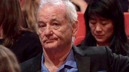 """Acteur Bill Murray (67) valt fotograaf aan: """"Het leek of hij me wilde wurgen"""""""