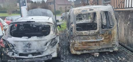 Véhicules de la Sambrienne incendiés à Marcinelle: le coût des dégâts est connu