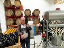 Restauranthouders willen niet kiezen tussen al die aardige wijnboeren, dus maakt Groesbeek een 'blend'
