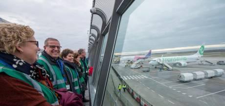 Achter de schermen bij Eindhoven Airport: 'Heeft iemand een boardingpas te leen?'
