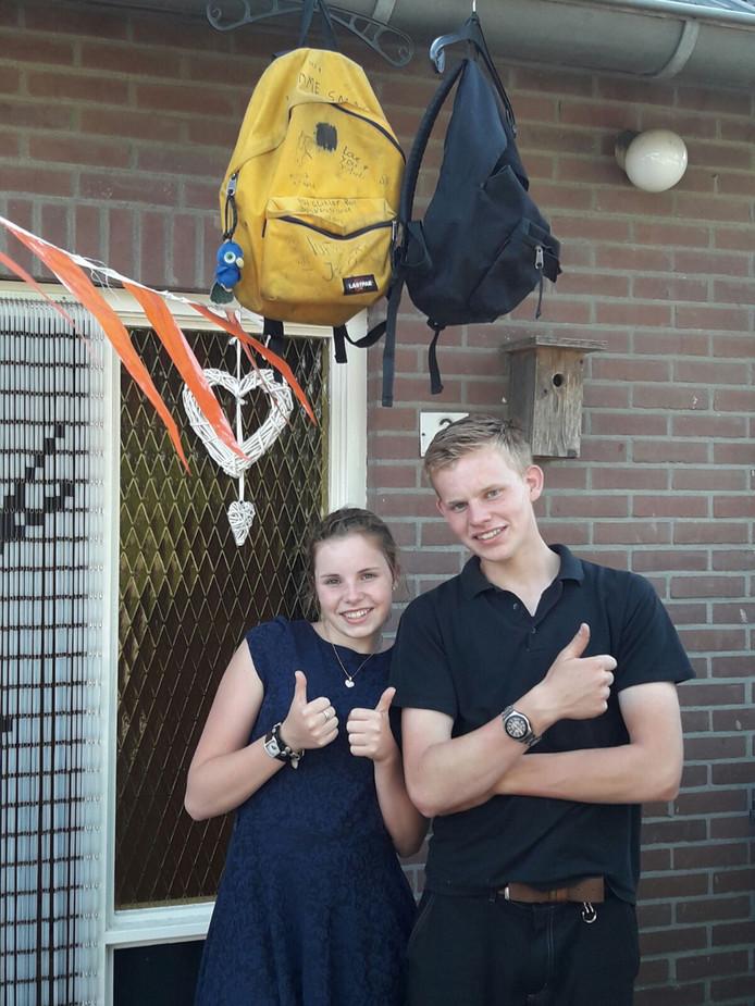 Evelien en Bernd-Jan Slotman
