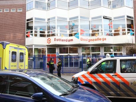 Meisje (16) doodgeschoten bij Designcollege in Rotterdam-West: verdachte (31) aangehouden
