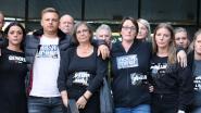 """Familie en vrienden van Stef Meert dragen zwarte trui om signaal te geven: """"Hopen dat er nooit meer slachtoffers moeten vallen door dronken bestuurders"""""""