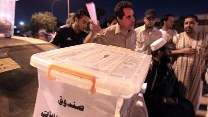 Verkiezingen Libië verlopen goed ondanks incidenten