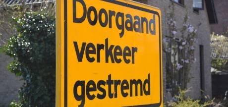 Rijksstraatweg Voorst donderdag afgesloten voor verkeer