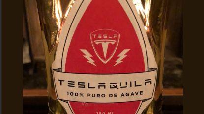 Musk zegt likeur 'Teslaquilla' toe