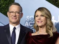 """Tom Hanks et Rita Wilson rassurent: """"Ils prennent très bien soin de nous ici"""""""