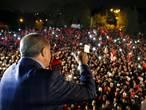 'Het Turkse volk heeft een historisch besluit genomen'