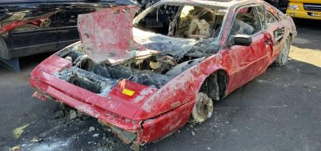Dit gaat er gebeuren met uit het IJ geviste Ferrari