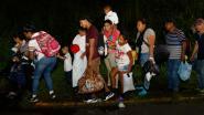 Honderden mensen uit Honduras trekken in nieuwe migrantenkaravaan richting de VS