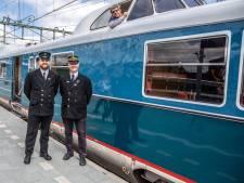 Mannes uit Hattem krijgt VIP-reis van NS en zijn kinderen: 'Hij is bezeten van treinen'